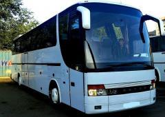 Заказ и аренда автобуса и микроавтобуса