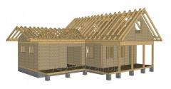 Качественное строительство каркасных домоd и гаражей