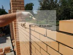 Профессиональное строительство заборов из кирпича