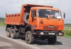 Аренда услуги камаза (самосвала) в Уральске