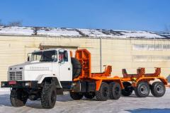 Аренда услуги трубовоза в Уральске