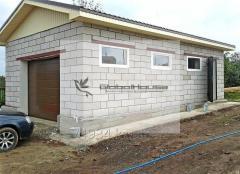 Качественное строительство гаражей!