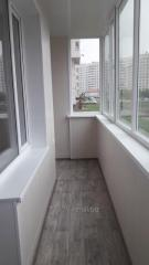 Отделка балконов и лоджий Караганда