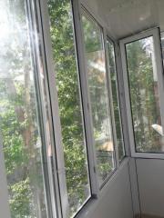 Застеклить балкон Караганда