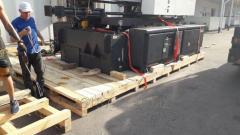 Упаковка и обрешётка для крупногабаритных грузов.
