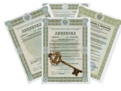 Лицензирование на охранную деятельность