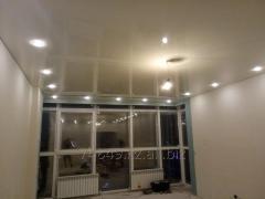 Ceiling decoration works