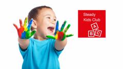 Steady Kids Club - клуб английского языка для детей 4-6 лет