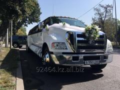 Прокат лимузина Ford F650 мамонт - убийца Хаммеров