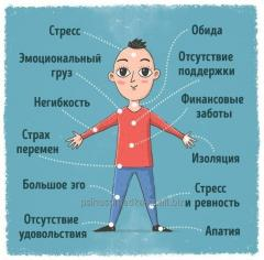 Услуги психолога, психосоматика, помощь психологическая