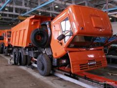 Ремонт грузовой и спецтехники, вездеходов