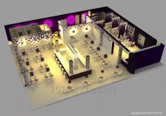 Проектирование кафе и ресторанов