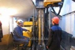 Бурение скважин на твердые полезные ископаемые