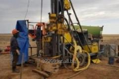 Услуги по поисковым, геологоразведочным работам, инженерно-геологическим и гидрогеологическим исследованиям