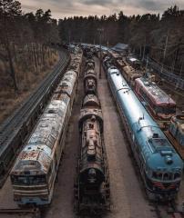 Логистика железнодорожных перевозок, перевозки