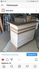 Мебель  на заказ для торговых помещении , общепит и т.д