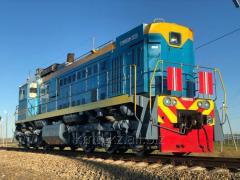 Услуги локомотивной тяги