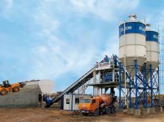 Ремонт бетонных заводов и штукатурных станций