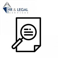 Юридический анализ документов, юридическая экспертиза