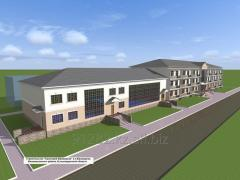 Проектирование в Кызылорде, Проектирование зданий в Кызылорде