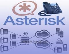 Настройка Asterisk в Астане