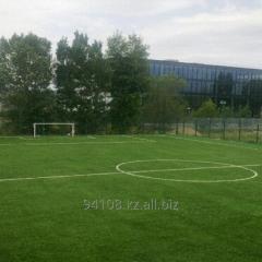 Строительство и монтаж футбольного поля под ключ, Казахстан