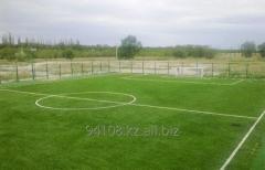 Строительство мини-футбольного поля Нур-Султан (Астана)