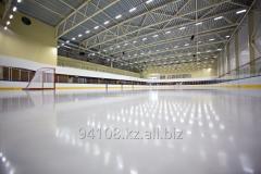 Строительство ледовой арены под ключ