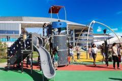 Детские игровые комплексы, Алма-Ата
