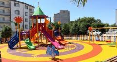 Детский спортивный комплекс, Караганда
