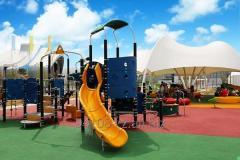 Детские уличные игровые комплексы, Шымкент