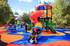 Спортивное оборудование и детские площадки