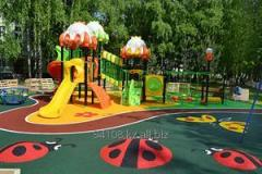 Детские комплексы, Тараз