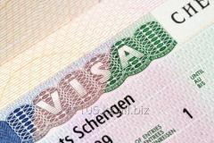 Услуги по оформлению виз в Литву