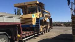 Аутсорсинговые услуги по транспортировке горной массы и инертных материалов