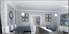 3D Визуализация Дизайна интерьера