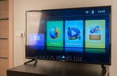 Бесплатное телевидение •Настройка Смарт ТВ Smart TV