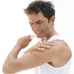 Лечение болей при подьеме руки