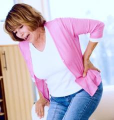 Лечение болей при наклоне туловища
