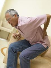 Остеопатия  от боли в крестце