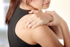 Остеопатия   от боли в плечевом суставе