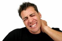 Мануальная терапия  при боли в шее