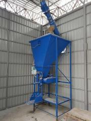 Услуги очистки и фасовки зерна