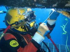 Подводно-технические работы
