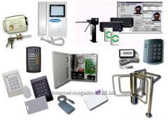 Обслуживание и ремонт  системы контроля доступа