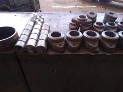 Услуги металлообработки: изготовление валов, шестерны, гайки, шлицов,