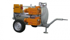 Dewatering pump to rent