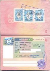Услуги по оформлению визы в Грецию