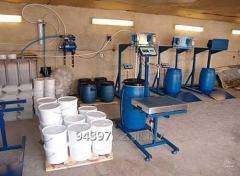 Перспективный бизнес: производство - грунтовка, бетоноконтакт, краска водоэмульсионная