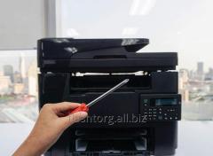 Ремонт принтера и оргтехники